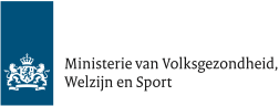 Logo Ministerie Volksgezondheid Welzijn Sport