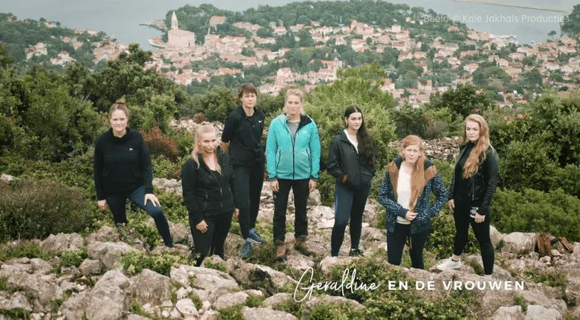 Geraldine en de vrouwen